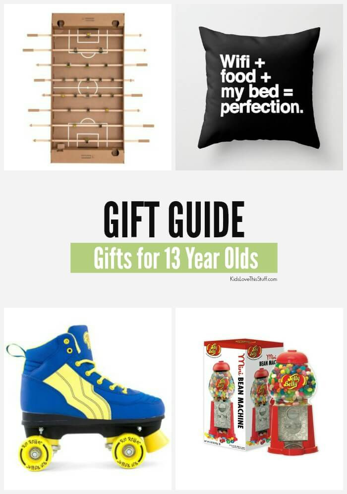 Christmas Gift Ideas For 13 Year Old Girl  22 of the Best Birthday and Christmas Gift Ideas for 13