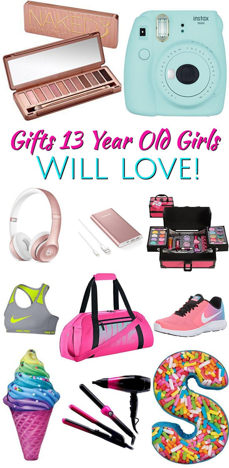 Christmas Gift Ideas For 13 Year Old Girl  Best Gifts For 13 Year Old Girls Gift Guides