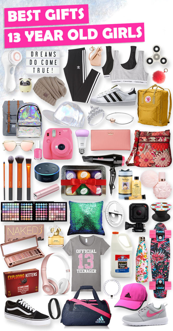 Christmas Gift Ideas For 13 Year Old Girl  Best Gift Ideas for 13 Year old Girls [Extensive List