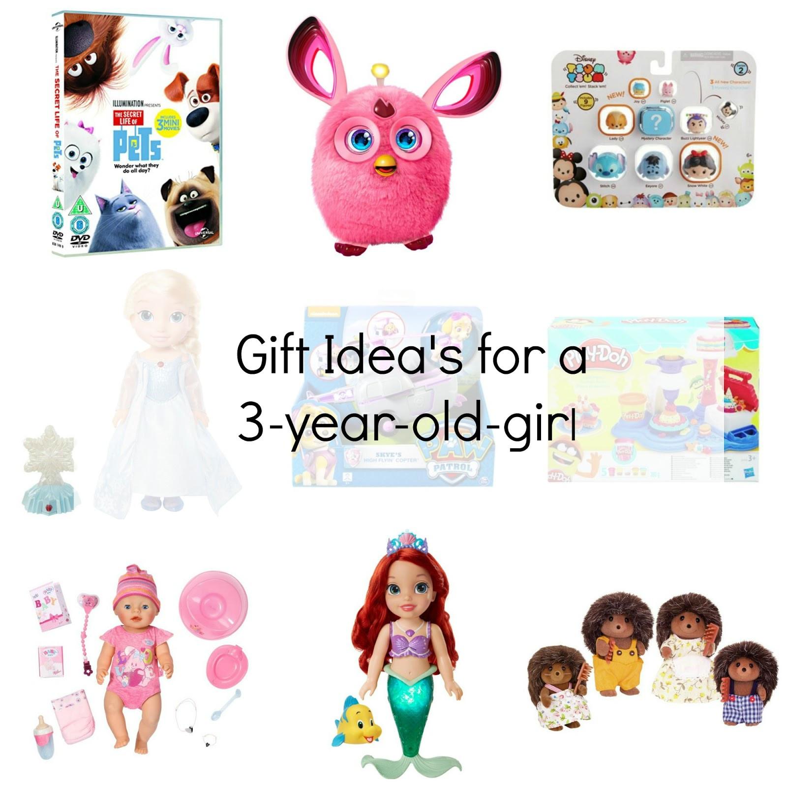 Christmas Gift Ideas For 3 Yr Old Girl  Christmas Gift Ideas For A Three Year Old Girl