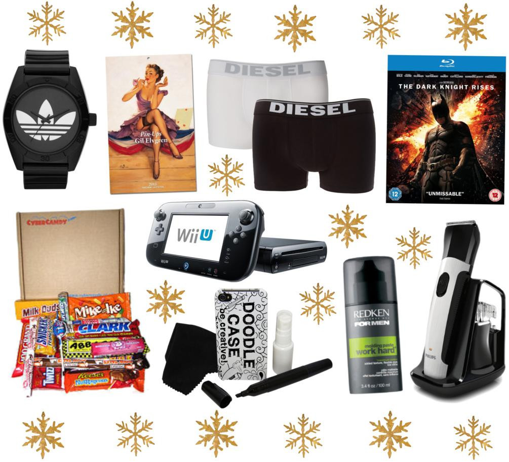 Christmas Gift Ideas For Boyfriend  Best Christmas Gifts