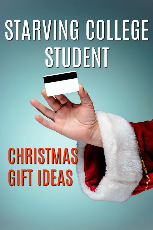 Christmas Gift Ideas For College Student  20 Christmas Gift Ideas for a Starving College Student