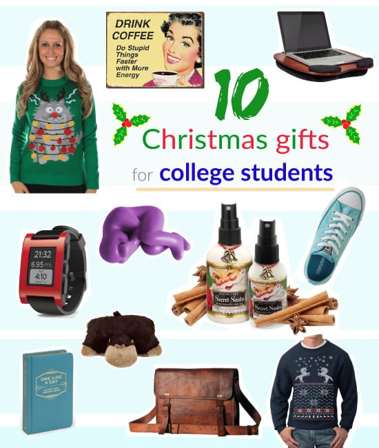Christmas Gift Ideas For College Student  10 Christmas Gifts Loved by College Students Vivid s