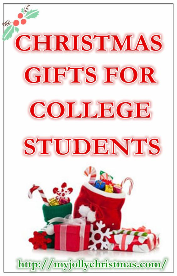 Christmas Gift Ideas For College Student  Christmas Gifts For College Students