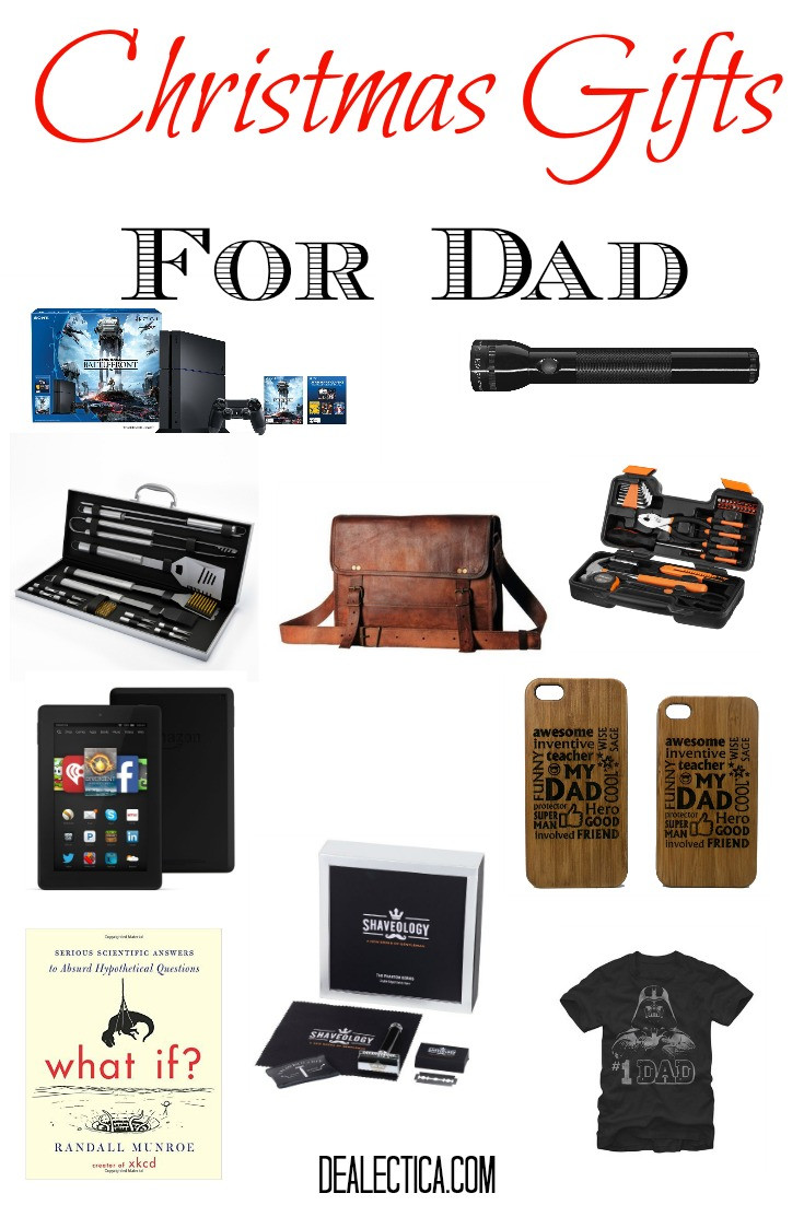 Christmas Gift Ideas For Dads  Amazing Christmas Gifts For Dad