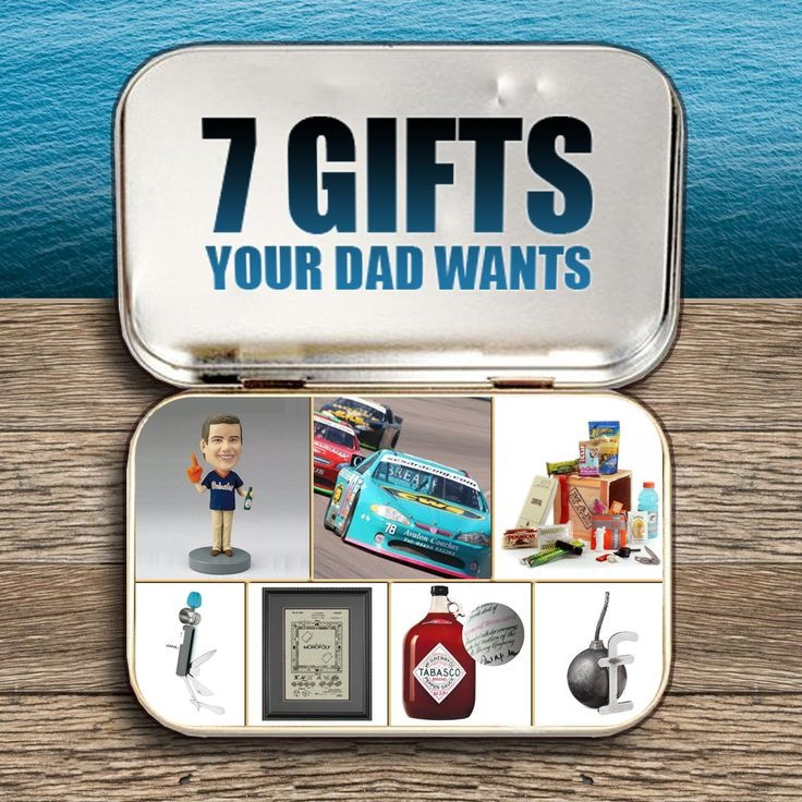 Christmas Gift Ideas For Dads  Good Christmas Gifts For Dad