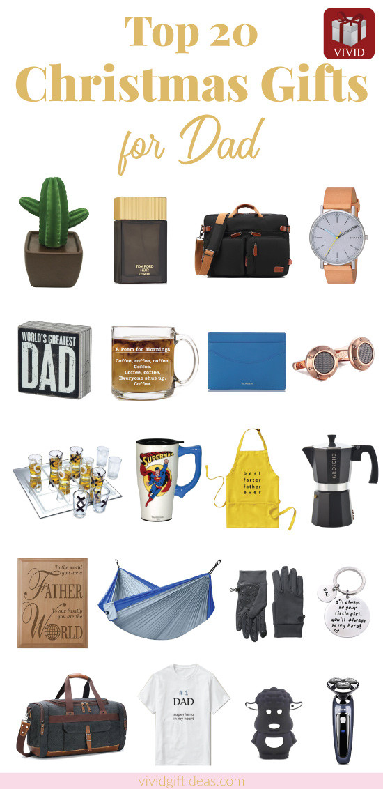 Christmas Gift Ideas For Dads  20 Best Christmas Gifts For Dad The Men s Approved List
