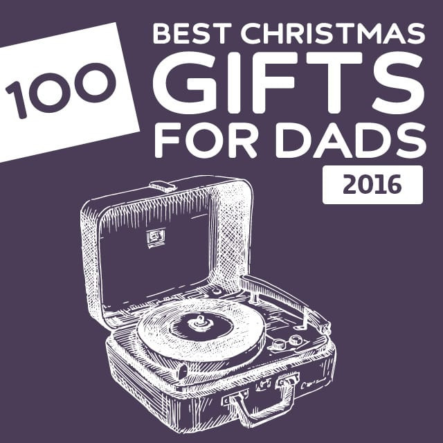 Christmas Gift Ideas For Dads  Unique Gift Ideas for Dads