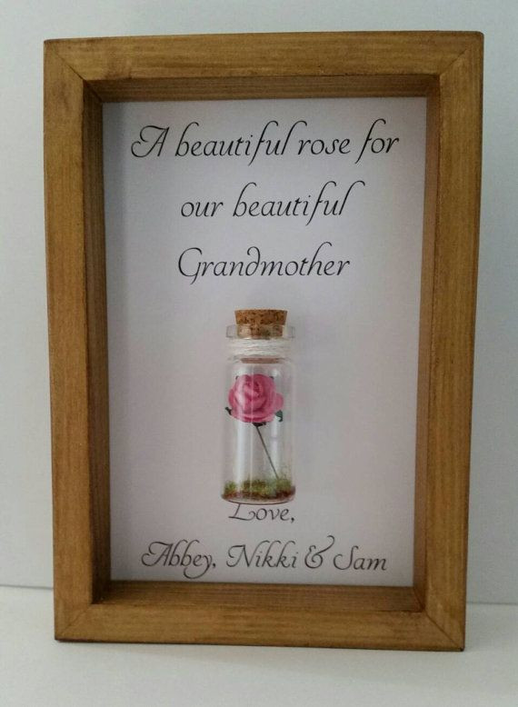 Christmas Gift Ideas For Grandma  25 best ideas about Grandmother Birthday Gifts on