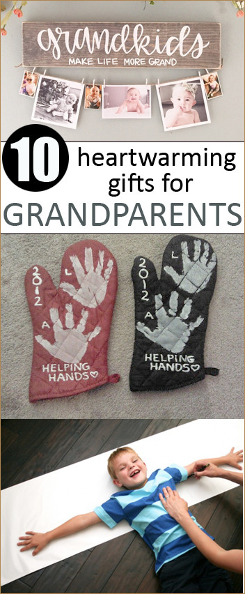 Christmas Gift Ideas For Grandma  Christmas Gifts for Grandparents Page 11 of 11 Paige s