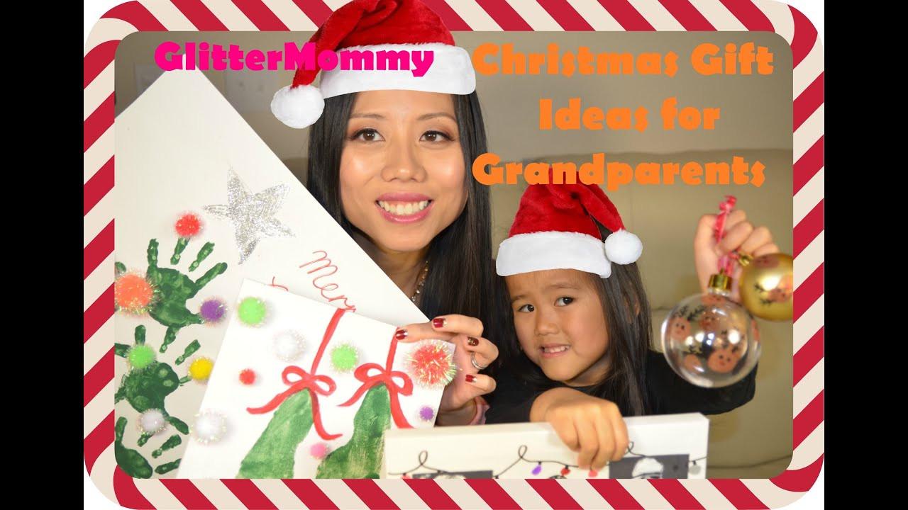 Christmas Gift Ideas For Grandma  GlitterMommy Christmas Gift Ideas for Grandparents Dec