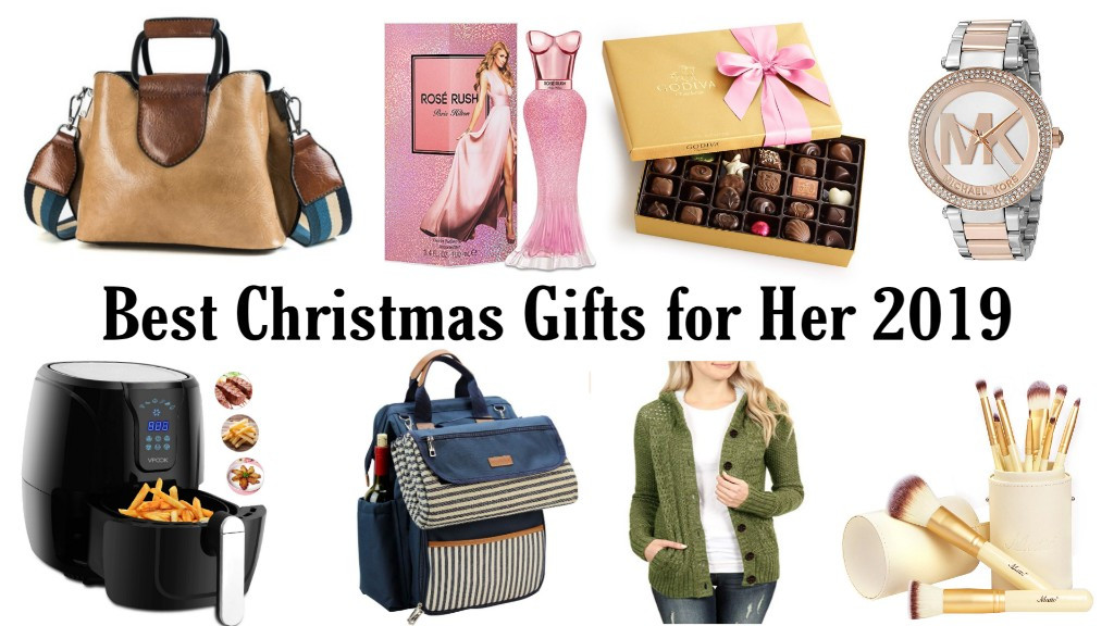 Christmas Gift Ideas For Her 2019  Best Christmas Gifts for Her 2019