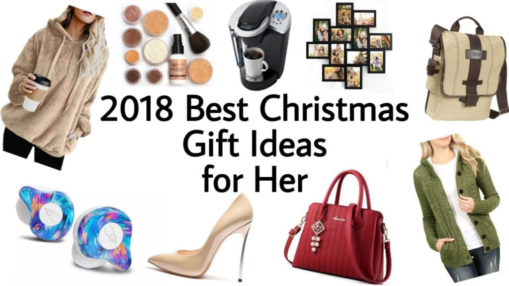 Christmas Gift Ideas For Her 2019  Top Christmas Gifts for Her Girls Girlfriend Wife 2019