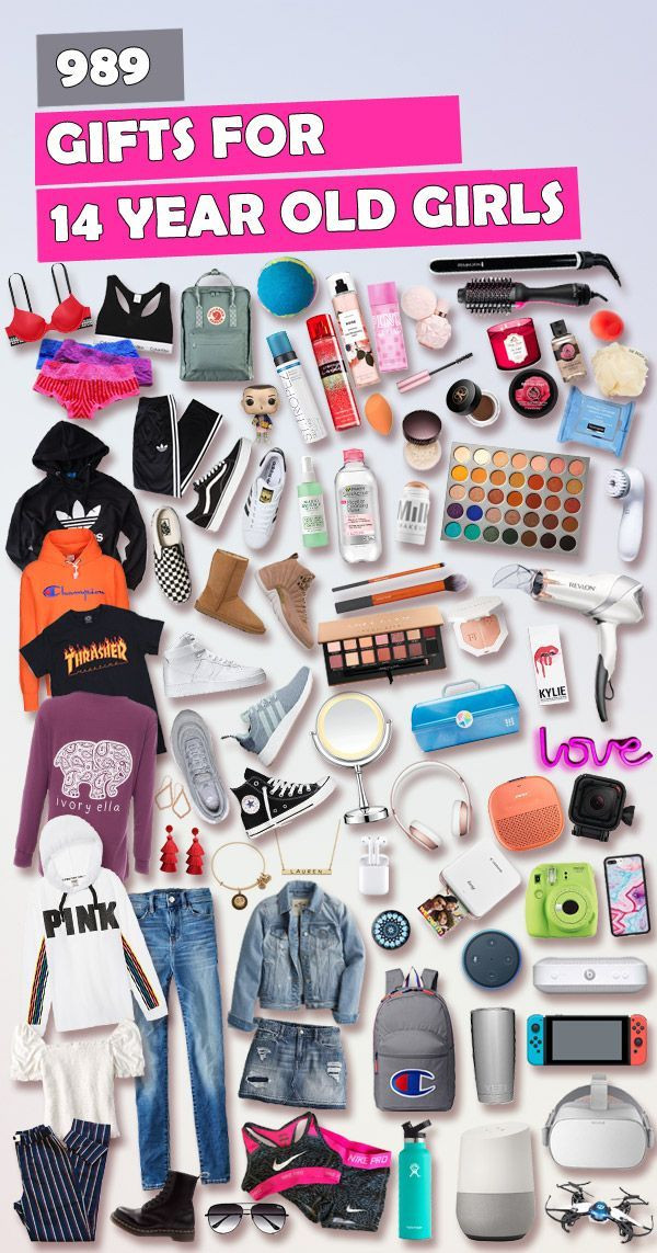 Christmas Gift Ideas For Her 2019  Gifts for 14 Year Old Girls t guide