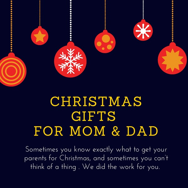 Christmas Gift Ideas For Moms And Dads  Mobile Accessory Gift Ideas for Mom and Dad