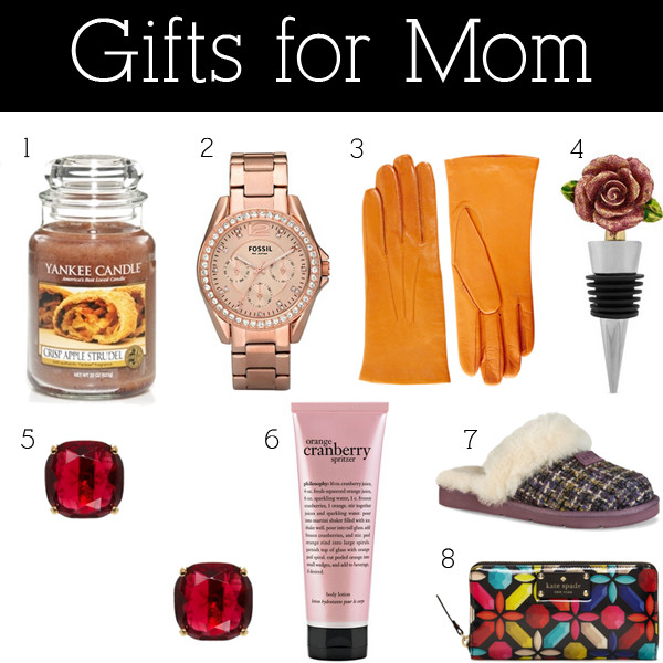 Christmas Gift Ideas For Moms And Dads  Christmas Gifts for Mom & Dad