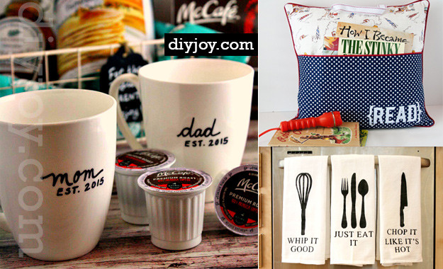 Christmas Gift Ideas For Moms And Dads  Awesome DIY Gift Ideas Mom and Dad Will Love