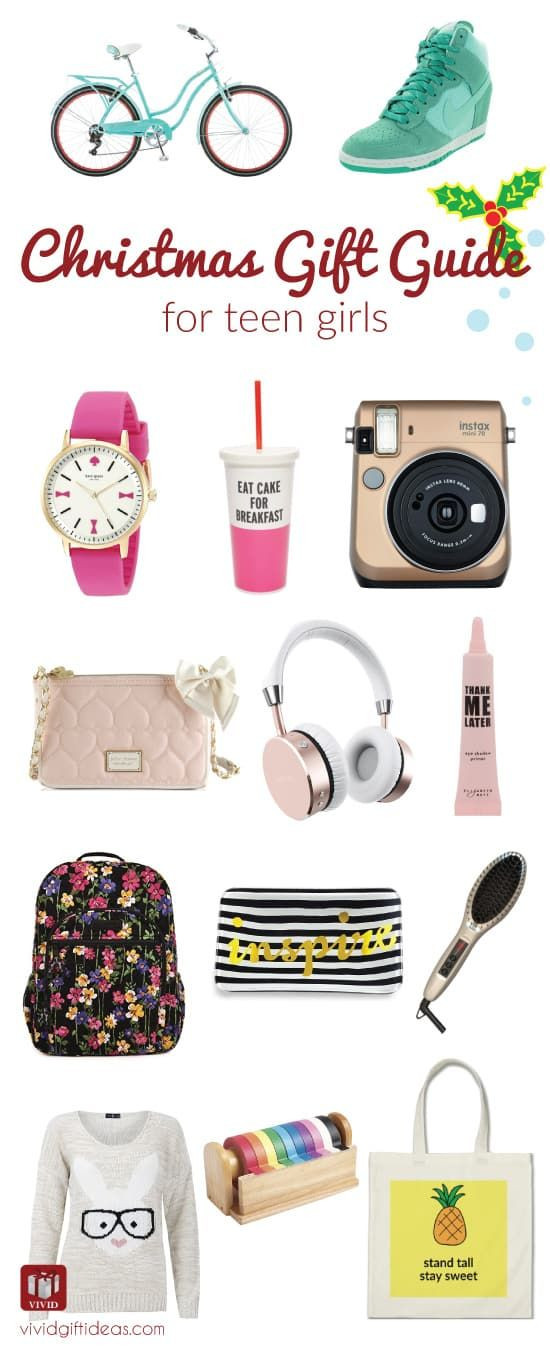 Christmas Gift Ideas For Teenage Daughter  25 best Teenage girl ts ideas on Pinterest