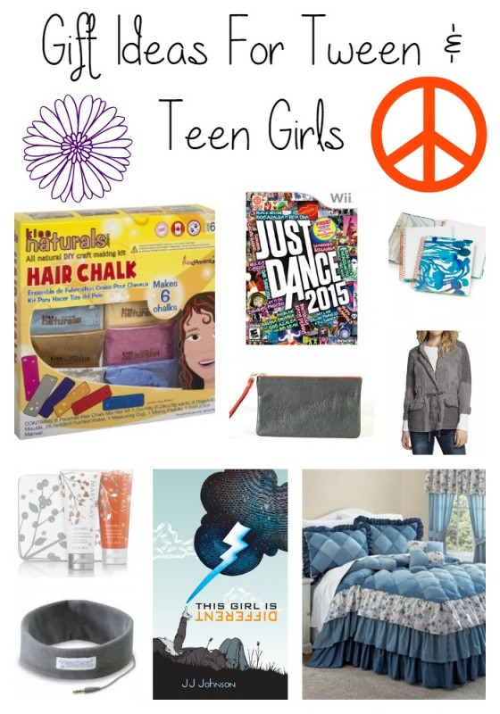 Christmas Gift Ideas For Teenage Daughter  Gift Ideas For Tween & Teen Girls