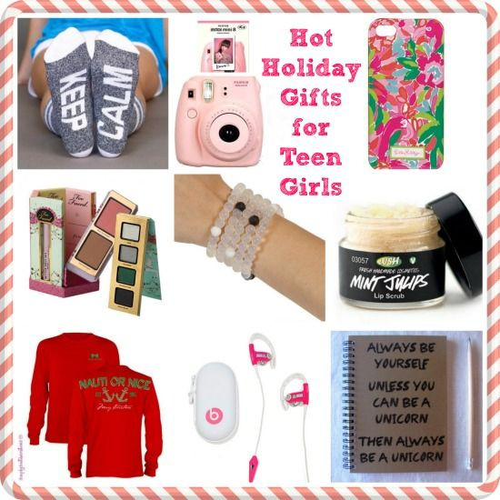 Christmas Gift Ideas For Teenage Daughter  Your teenage daughter will be pleased if you from this