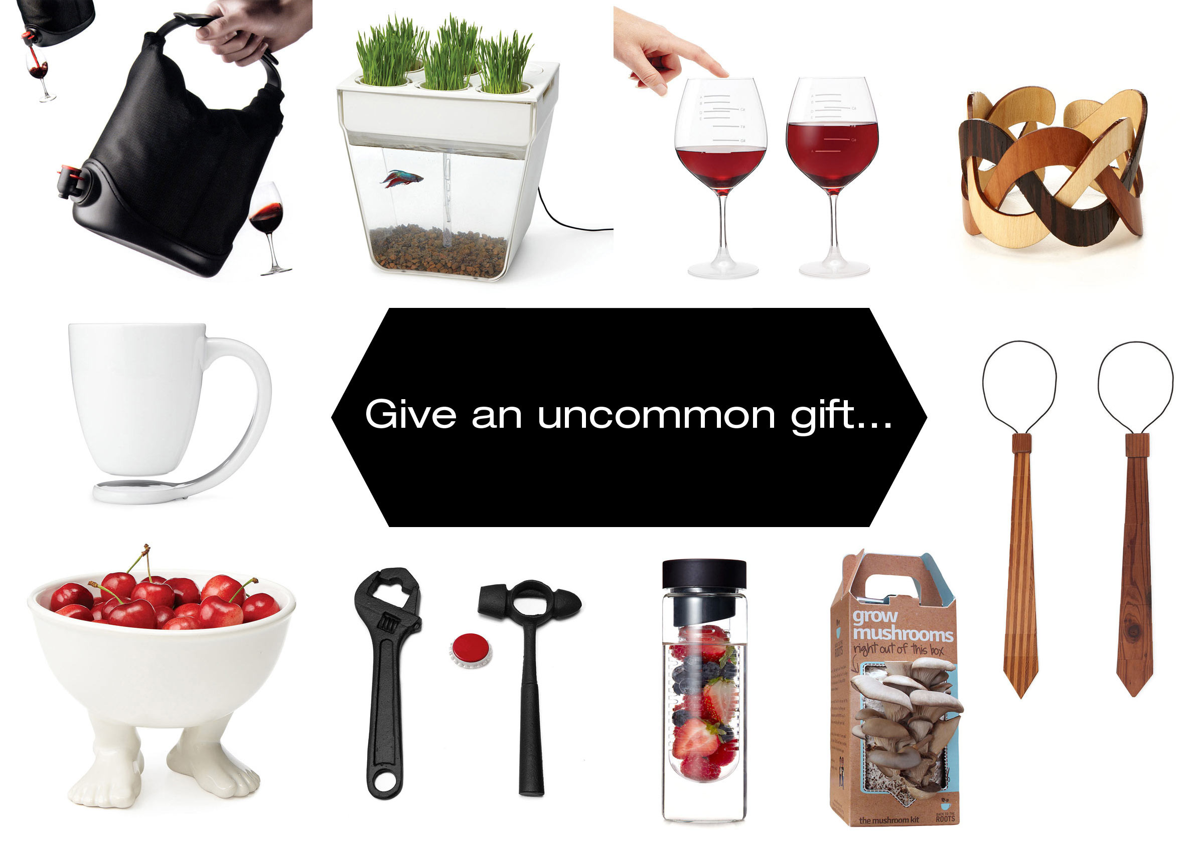 Christmas Gift Ideas For Woman Who Has Everything  10 Un mon Gifts For Someone Who Has Everything Design Milk