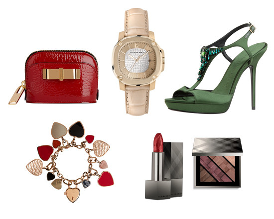 Christmas Gift Ideas For Woman Who Has Everything  A very Burberry Christmas t guide Lifestyle Asia