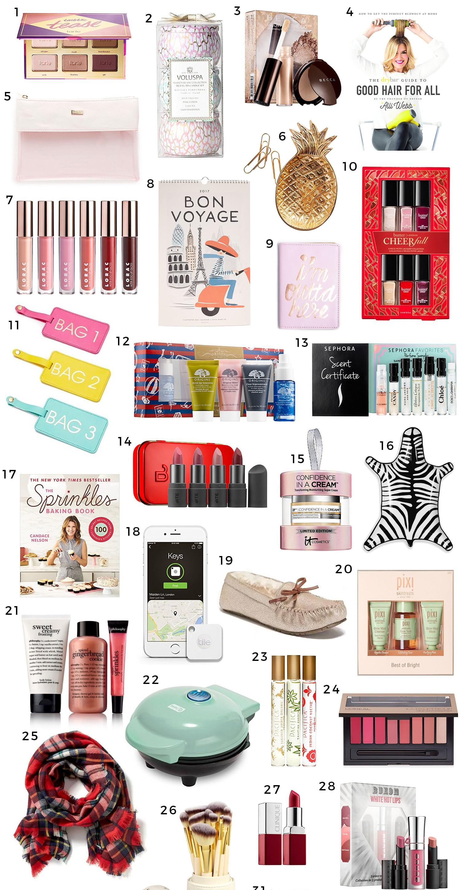Christmas Gift Ideas For Women  The Best Christmas Gift Ideas for Women under $25