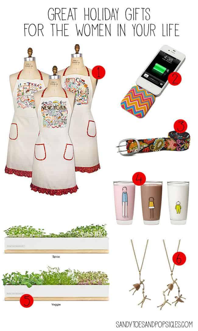 Christmas Gift Ideas For Women  Gift Ideas Archives Popsicle Blog