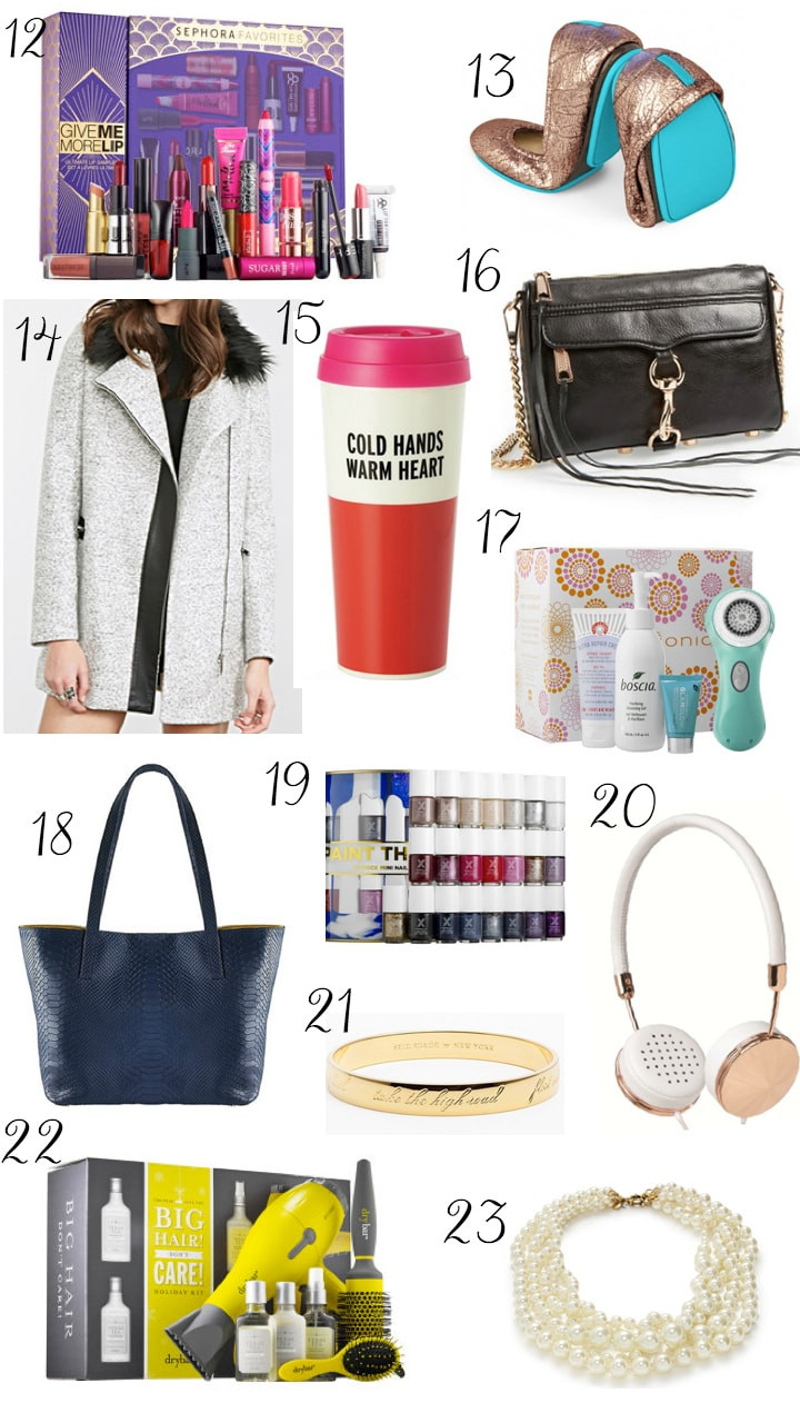 Christmas Gift Ideas For Women  The Best Christmas Gifts For Women
