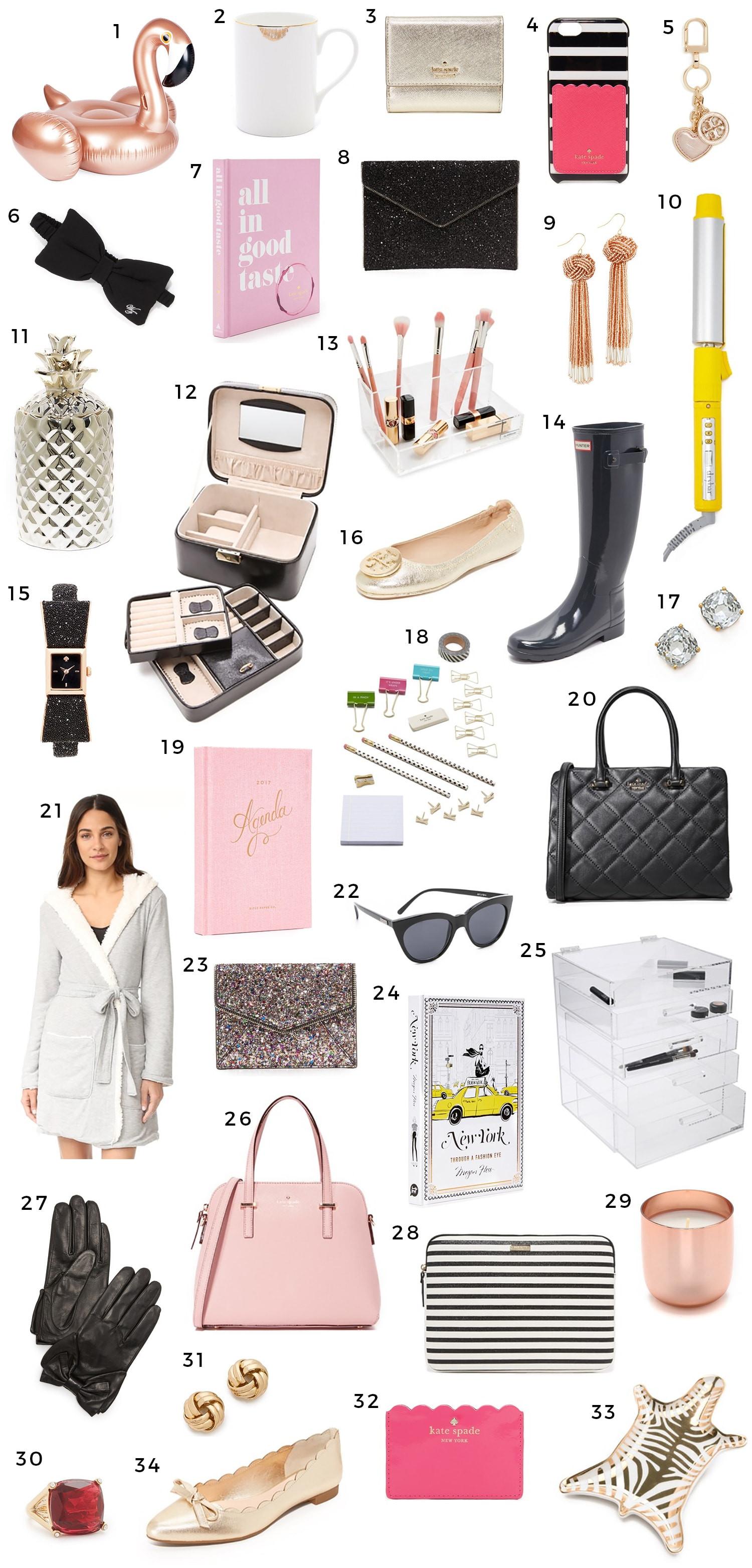 Christmas Gift Ideas For Women  Christmas Gift Ideas for Women Girly Girls