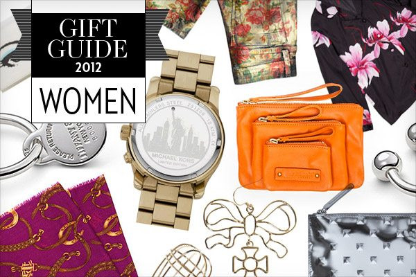 Christmas Gift Ideas For Women  Christmas Gift Ideas For Women 101 luxe options to thrill