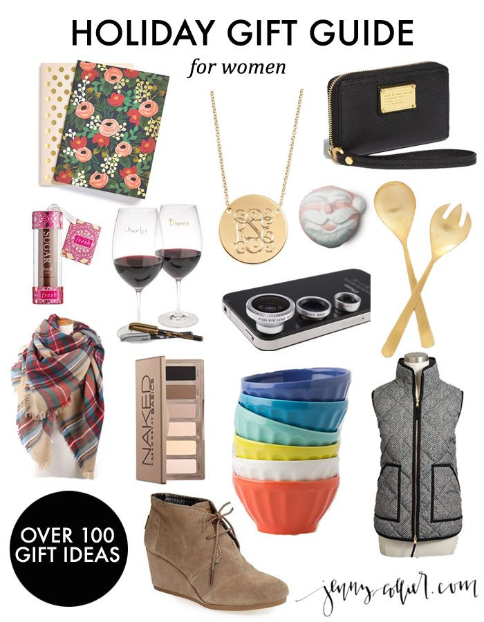 Christmas Gift Ideas For Women  1000 ideas about Christmas Gifts For Women on Pinterest