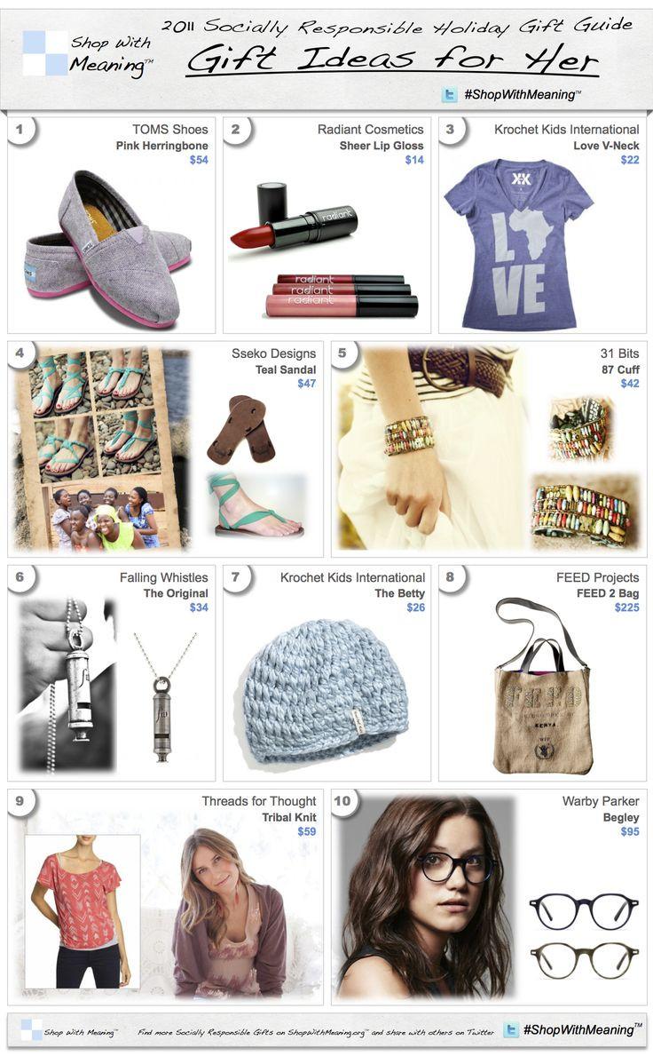 Christmas Gift Ideas For Women  9 best Feel Good Look Good Guilt Free shopping images