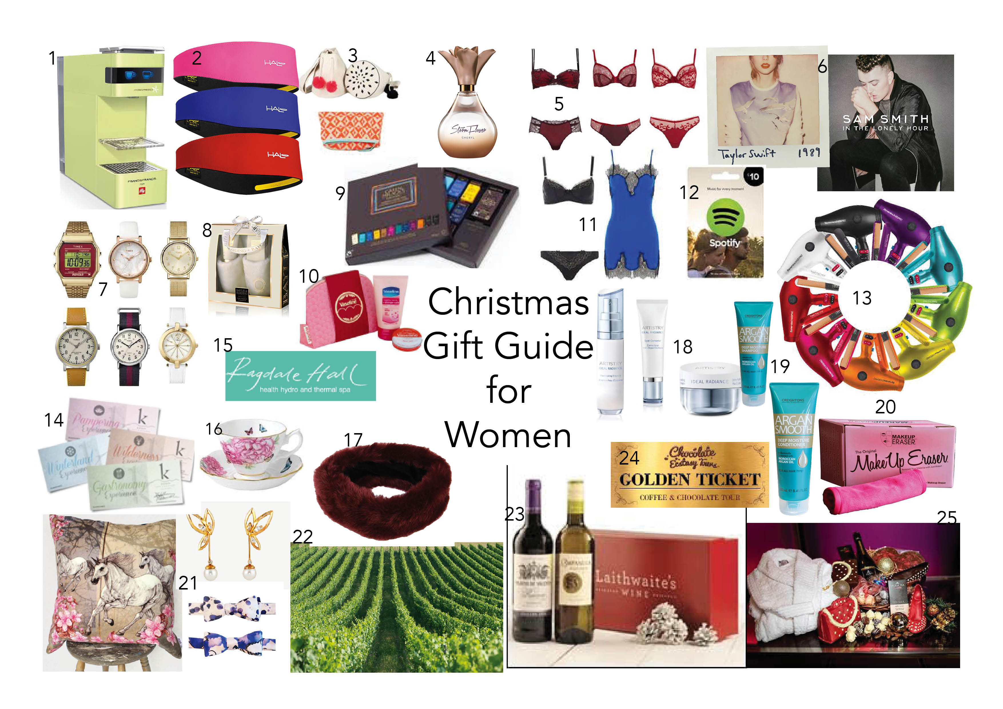 Christmas Gift Ideas For Women  Christmas Gift Guide for men women kids and even pets