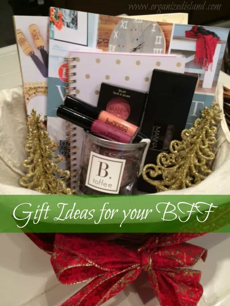 Christmas Gift Ideas For Your Best Friend  Gift Ideas for Your BFF