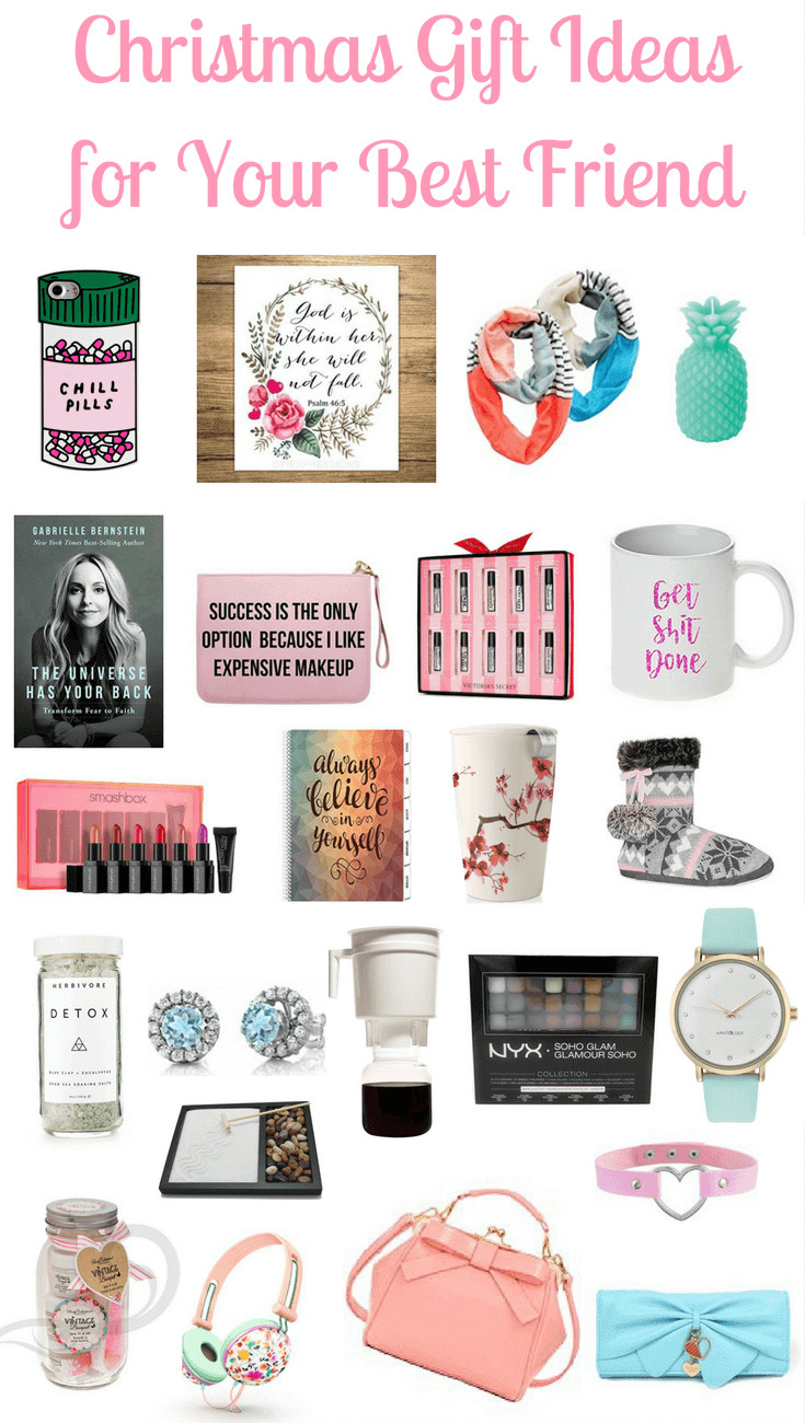 Christmas Gift Ideas For Your Best Friend  Frugal Christmas Gift Ideas for Your Female Friends