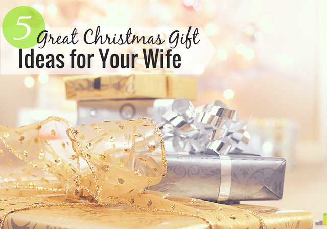 Christmas Gift Ideas For Your Wife  5 Great Christmas Gift Ideas For Clueless Husbands