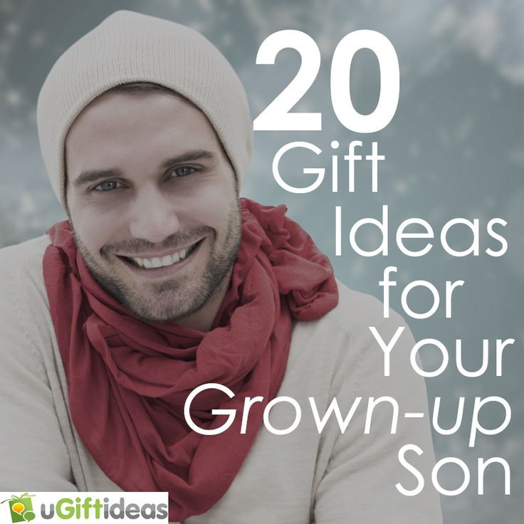 Christmas Gift Ideas Son  20 Gifts for Adult Sons