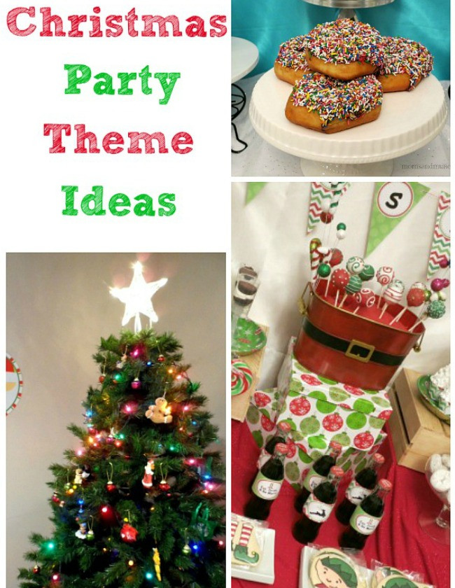 Christmas Holiday Party Ideas  Christmas Fun Games Activities Recipes & More