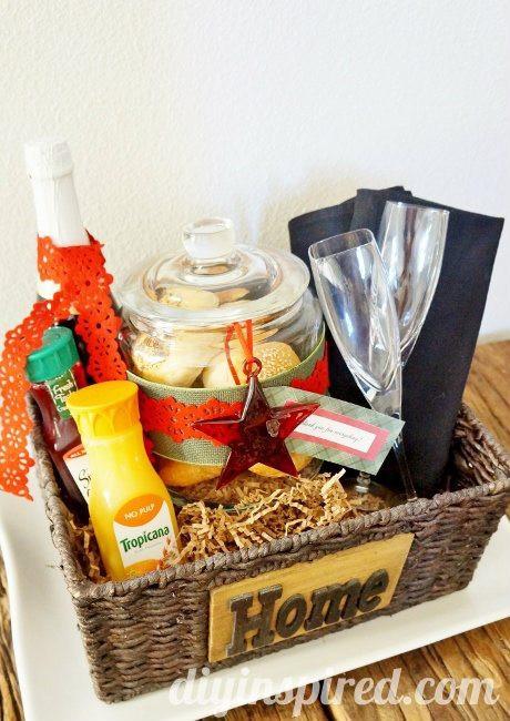 Christmas Hostess Gift Ideas  The Ultimate Holiday Hostess Gift Idea DIY Inspired