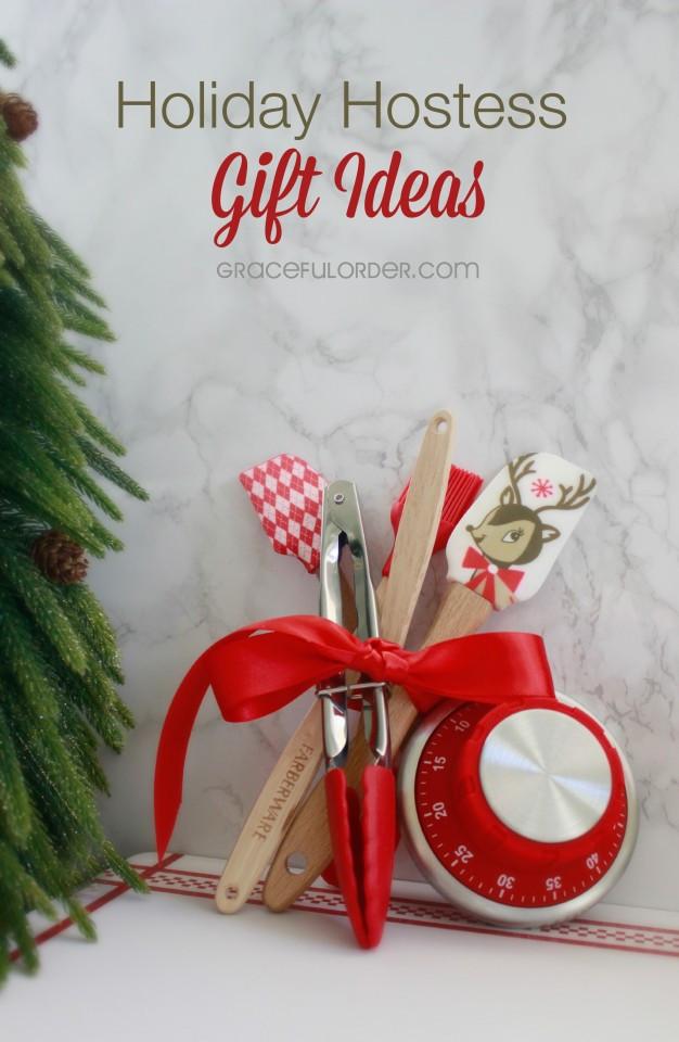 Christmas Hostess Gift Ideas  Holiday Hostess Gift Ideas