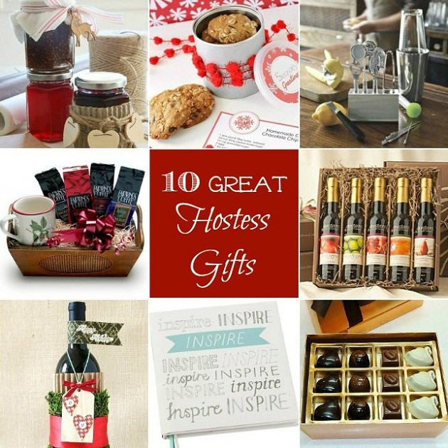 Christmas Hostess Gift Ideas  My Top 10 Hostess Gift Ideas Celebrations at Home