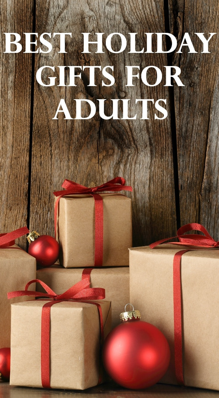 Christmas Ideas For Adults  Best Holiday Gifts For Adults Family Food And Travel