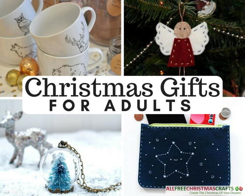 Christmas Ideas For Adults  What Are Good Homemade Christmas Gifts for Parents