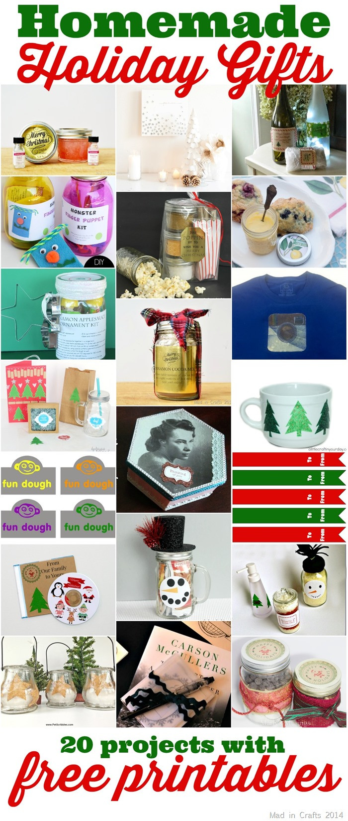 Christmas Ideas For Adults  Handmade Gifts for Adults over 60 ideas The Country