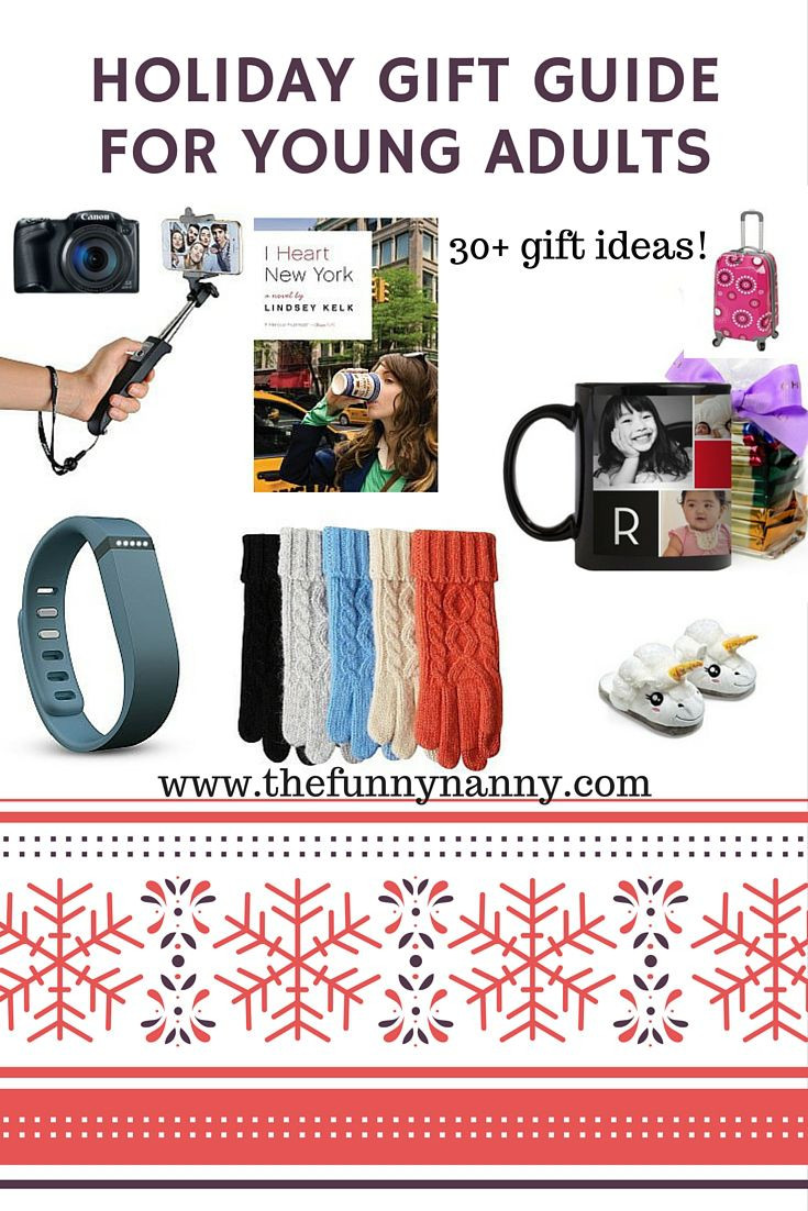 Christmas Ideas For Adults  Holiday Gifts for Your Au Pair