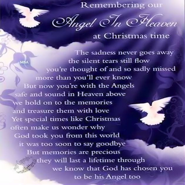 Christmas In Heaven Quotes  Best 25 Christmas quotes for family ideas on Pinterest