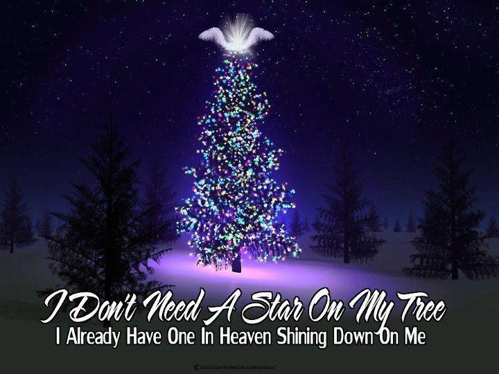 Christmas In Heaven Quotes  heaven christmas Quotes and Sayings