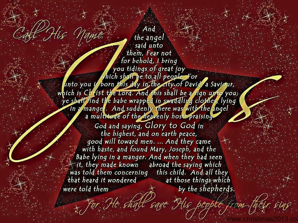 Christmas Jesus Quote  Christian Quotes Blessings QuotesGram
