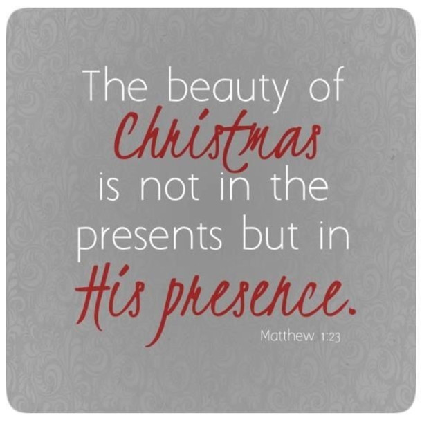 Christmas Jesus Quote  10 Bible Quotes For Christmas